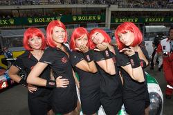 The lovely Cult girls