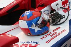 A.J. Foyt IV's Helmet