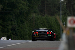 #64 Corvette Racing Corvette C6.R: Olivier Beretta, Oliver Gavin, Marcel Faessler