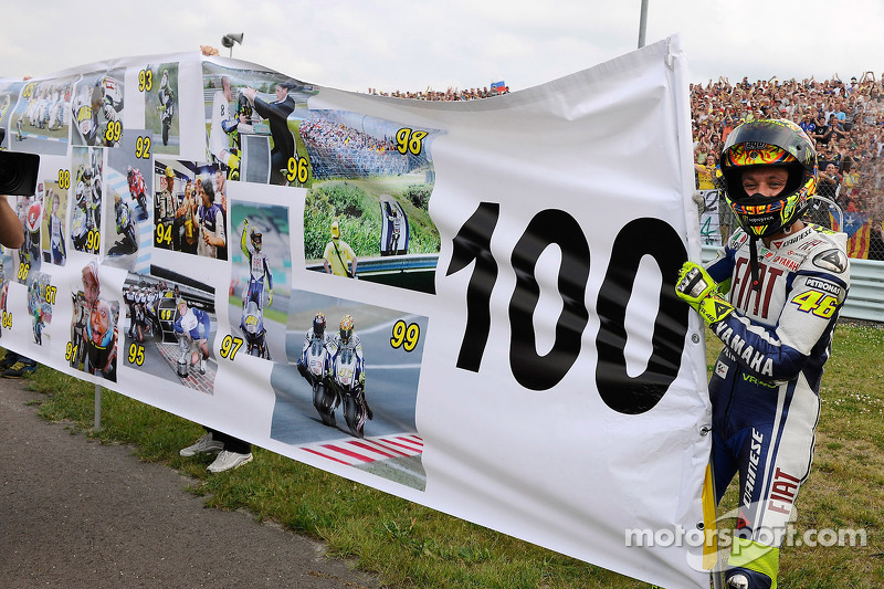 2009: Valentino Rossi