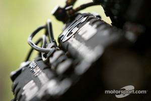 Formula One V6 Turbo engine