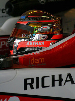 Jules Bianchi ready to go