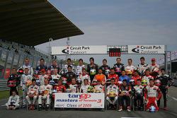 The Class of 2009 (minus Sam Bird)