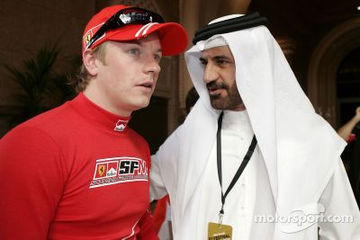 Tribute to the Champions, Abu Dhabi, United Arab Emirates
