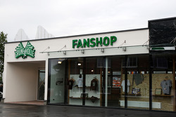 Fanshop, New development and facilities around the Nurburgring