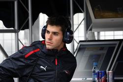 Jaime Alguersuari, Test Driver, Red Bull Racing