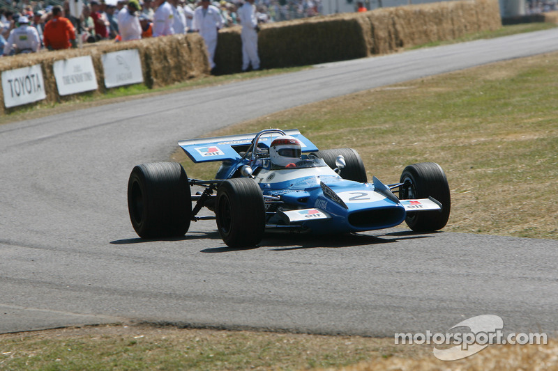 1969: Matra-Cosworth MS80