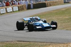 Jackie Stewart, Matra-Cosworth MS80 1969
