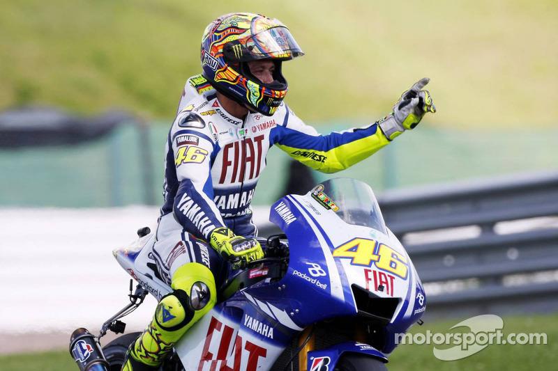 2009 Valentino Rossi, Yamaha