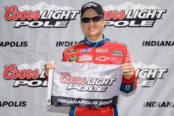 Pole winner Mark Martin, Hendrick Motorsports Chevrolet