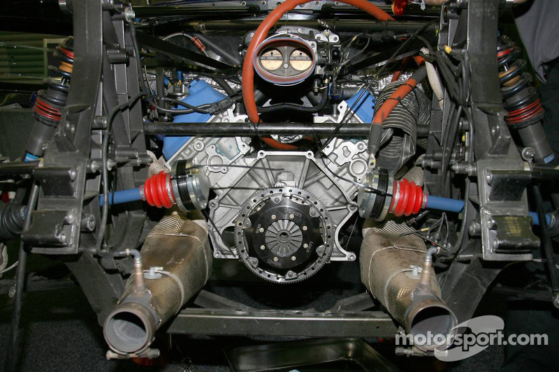 Ford Gt Engine Without Gearbox