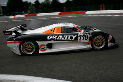 #118 Gravity Racing International Mosler MT 900: Винсент Радермеккер, Тун Хопинь, Лорис де Сорди и Ж