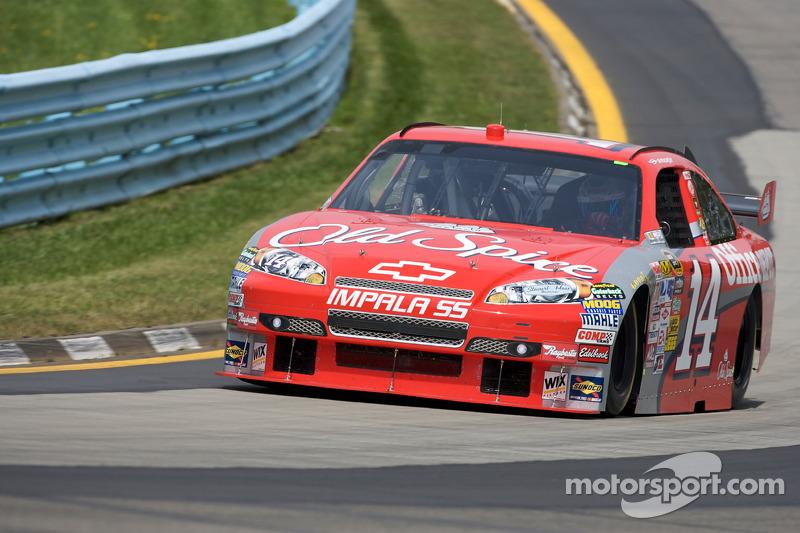 2009, Watkins Glen: Tony Stewart (Stewart/Haas-Chevrolet)