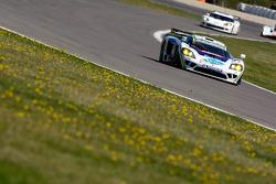 #50 Larbre Competition Saleen S7R - Ford: Roland Berville, Sébastien Dumez, Laurent Groppi