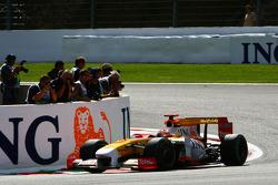 Fernando Alonso, Renault F1 Team
