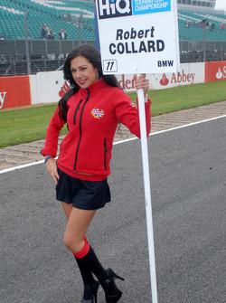 Rob Collard's Grid Girl