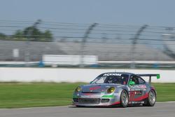 #87 Farnbacher Loles Racing Porsche GT3: Dirk Werner, Leh Keen