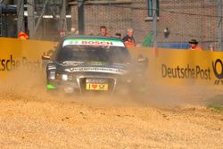 Johannes Seidlitz, Kolles TME Audi A4 DTM spins