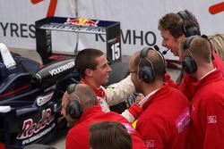 Second place Alexander Sims, Mücke Motorsport, Dallara F308 Mercedes
