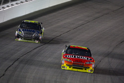 Jeff Gordon, Hendrick Motorsports Chevrolet and Jimmie Johnson, Hendrick Motorsports Chevrolet