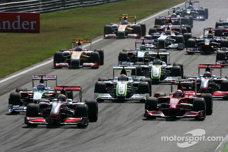 Гран Прі Італії 2009, McLaren MP4-24
