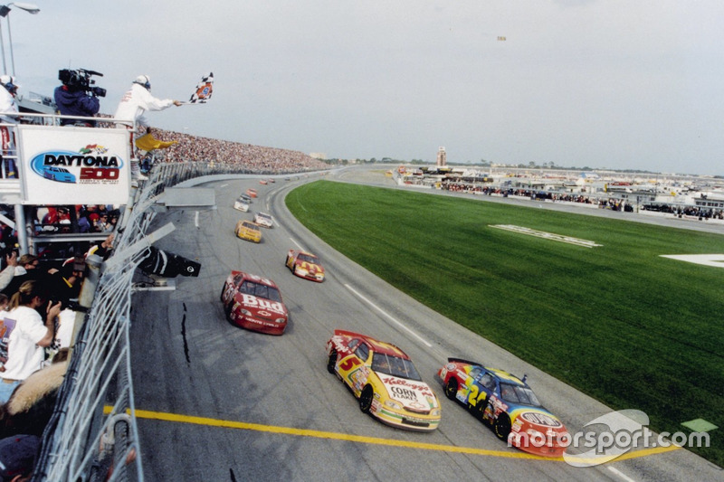 1997: #24 Jeff Gordon - Hendrick Motorsport Chevrolet