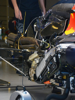 Detail Motor, Red Bull Racing