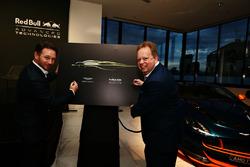 Andy Palmer, Aston Martin ve Christian Horner, Red Bull Racing Takım Patronu