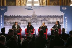 Párizs ePrix sajtótájékoztató