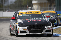 #84 BimmerWorld Racing BMW 328i: Джеймс Клей, Тайлер Кук