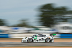 #22 Alex Job Racing Porsche 991 GT3 R: Cooper MacNeil, Leh Keen, Gunnar Jeannette