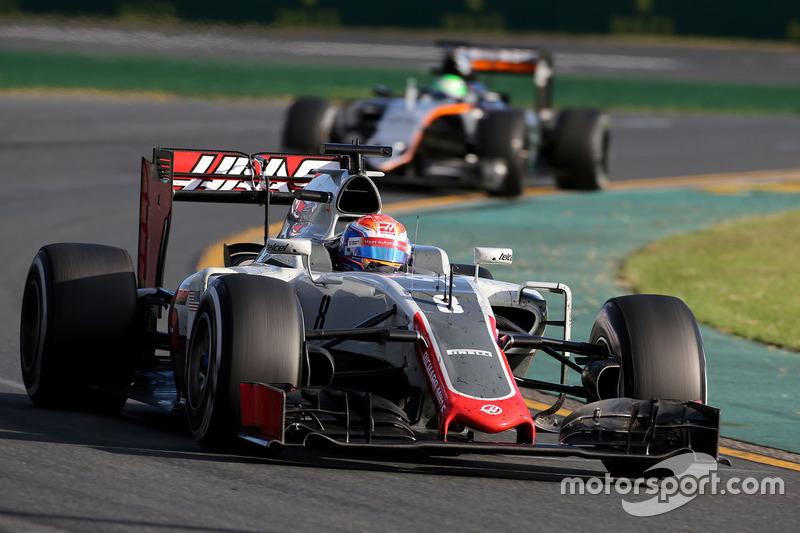 Haas F1 debuteerde knap. Maar waar eindigde Grosjean in de Grand Prix van Australië?