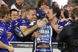 Jorge Lorenzo, Movistar Yamaha MotoGP, Yamaha en el parc ferme