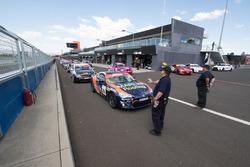 Geoff Moran, Gerry Burges, Leigh Burges, Toyota 86 GTS ZN SER