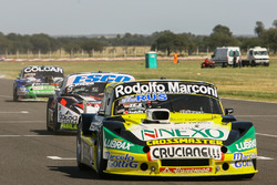 Омар Мартінес, Martinez Competicion Ford, Гілльєрмо Ортеллі, JP Racing Chevrolet, Гастон Маццакане, Coiro Dole Racing Chevrolet