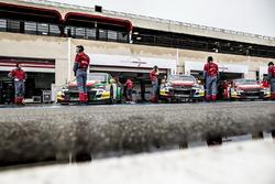 Tutte le auto del Sébastien Loeb Racing