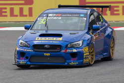 Луїджі Феррара, Subaru Impreza STi, Top Run Motorsport