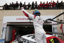 Pole position per José María López, Citroën World Touring Car Team, Citroën C-Elysée WTCC
