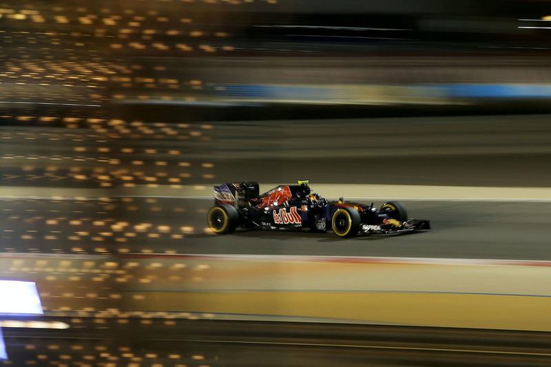 Bahréin: Primer abandono