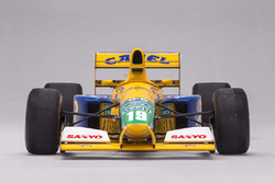 Michael Schumacher Benetton veiling