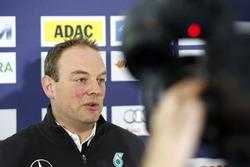 Ульрих Фриц, руководитель Mercedes AMG