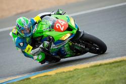 #24 Kawasaki: Maxime Cudeville, Gauthier Duwelz, Anthony Violland, Romain Mange