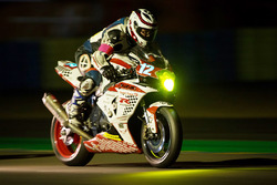 #12 Suzuki: Nicolas Loyau, Sébastien Delhommeau, Freddy Bequin