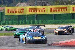 Daniel Zampieri, Patric Niederhauser, Lamborghini Huracan GT3, Attempto Racing