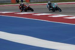 Fabio Quartararo, Leopard Racing, KTM; Brad Binder, Red Bull KTM Ajo, KTM