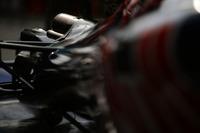 Scuderia Toro Rosso STR11 exhaust detail