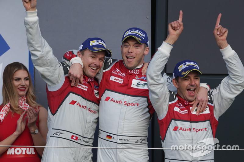 #7 Audi Sport Team