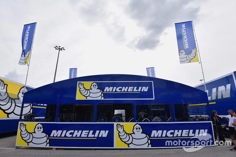 Bereich von Michelin