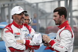 Yvan Muller, Citroën World Touring Car Team, Citroën C-Elysée WTCC with José María López, Citroën World Touring Car Team, Citroën C-Elysée WTCC