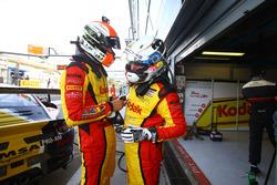 #76 IMSA Performance, Porsche 911 GT3 R: Thierry Cornac, Maxime Jousse